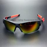 ANSI Z87.1 Approval Polycarbonate Lens Safety Glasses