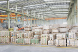 ALUMINUM SHEET WAREHOUSE