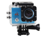 2017 New Sports 4K Camera with waterproof housing