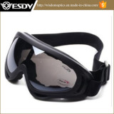 Black Gray Airsoft X400 Motorcycle Glasses Tactical Protection Goggles