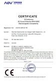 Rocago Shiatsu Massage Car Cushion MM-19N CE Certificater
