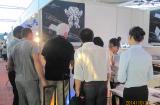 Germany customer in 2014 Hong Kong lighting Exhibition