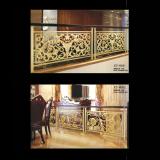 Luxury Aluminum Indoor Balcony Balustrade