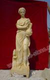 Finish Product of Shanxi Yellow Marble