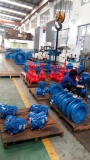 Hydraulic control valves assembly