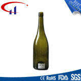 Wholesale High Quality Clear Glass Wine Bottle (CHW8047)