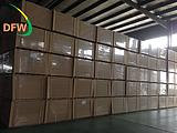 Warehouse of Dawn Forests Wood Industrial Shouguang Co. Ltd.