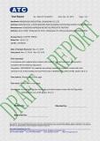 LFGB Certificates