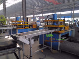 AUTO EQUIPMENT FOR MAKING WHOLE METAL CABINET