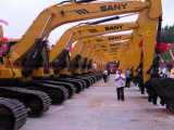 """SANY GROUP STICKS to """"GOING out""""STRATEGY"""