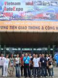 visit Vietnam fair in AUG.2007