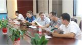 The Russian Customer Group Visited Jiangsu Liangyou