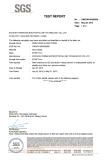 SGS- Antibacterial Test