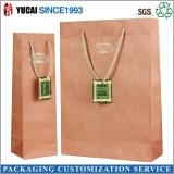 Brown kraft paper bag packaging bag