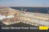 Sudan Merowe Power Station