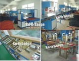 High frequency welders stock and moulds