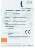 CE Certification of Roller Shutter