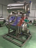 Electric Heating Autoclave Sterilizer Retort with hot water tank