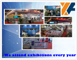 We always attend different exhibition