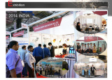 India Exhibition in 2014