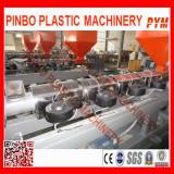 Waste plastic pelletizing line