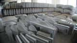 Warehouse for different ceramic basin