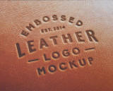 Newest Embossed leather for packaging notebook
