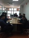 Quarterly sales summary meeting