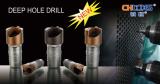 Deep hole drill
