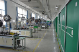 Automatic assembly production workshop