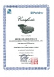 OEM Partner of Perkins engine