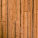 Carbonized Hand-Painting-Black Strand Woven Bamboo Flooring
