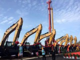 SANY equipment supports the ′Malaysia′s East Coast Rail Link′ project