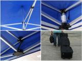 generally aluminum pop up canopy