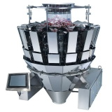 automatic 14 heads multihead combination weigher for dry products