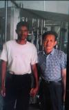 King Machine Engineer and customer in Yemen