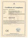 Certificate LED Candle light CE LVD
