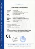 CE certification report