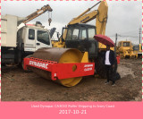 Used Dynapac CA301D Road Roller Shipping to Ivory Coast