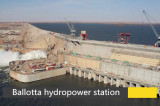 Ballotta hydropower station , Pakistan