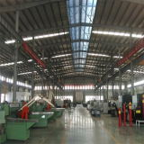 clean factory and machine
