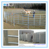 Farm Galvanized 7 Rail Fence with Loops