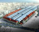 Reconstruction of Qingdao Passenger Railway Station