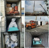 7th, Dec, 2016 Turnkey Project Feed Plant Loading Container