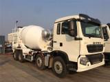 HOWO 6X4 Cement Mixer Truck
