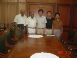 In Lakshmi Precision Screws LTD.with Mr.D.K.Jain &Mr.S.K.Jain