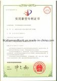 diamond tool patent 17