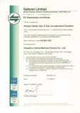 CE certificate for popping boba production line