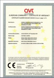 mosquito swatter CE certificate