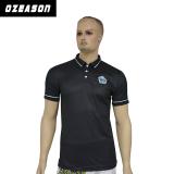 custom design subliamtion polyester polo shirt